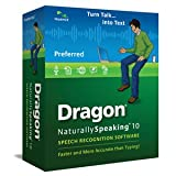 Dragon NaturallySpeaking 10 Preferred Upgrade