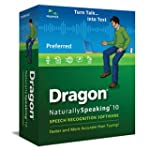 Dragon NaturallySpeaking 10 Preferred...