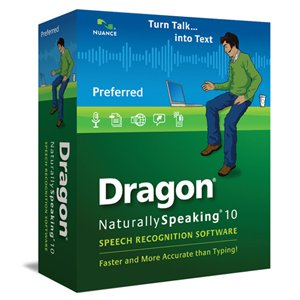 Dragon NaturallySpeaking 10 Preferred Upgrade (English)