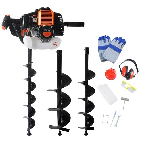 52cc-petrol-earth-fence-post-auger-2hp-hole-borer-fence-ground-drill-3-bits
