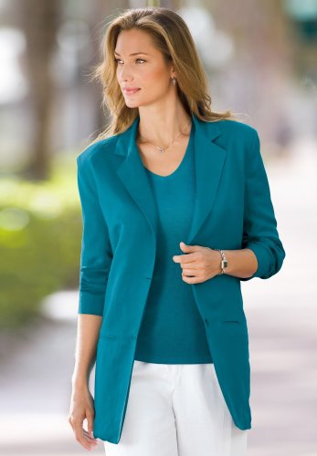 Buy J.G. Hook Linen-Blend Blazer