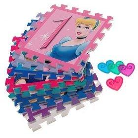 Cheap What Kids Want Disney Princess Soft Foam Hopscotch Play Mat (B002C7BEEK)