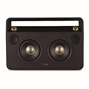TDK Life on Record A73 Wireless Boombox (Discontinued by Manufacturer)