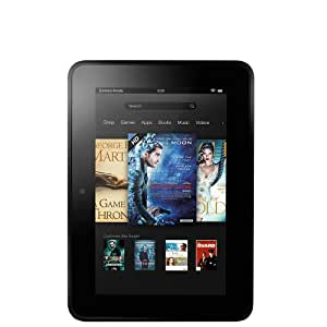 "Kindle Fire HD 7"", Dolby Audio, Dual-Band Wi-Fi, 16 GB - Includes Special Offers [Previous Generation]"