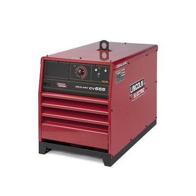 Idealarc Cv-655 115V Mig Welder 815A