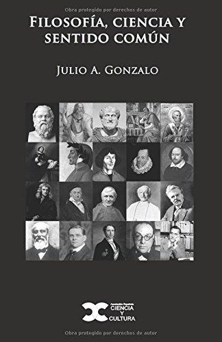 Filosofía, ciencia y sentido común