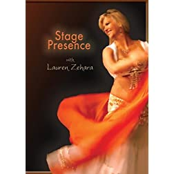 Stage Presence with Lauren Zehara