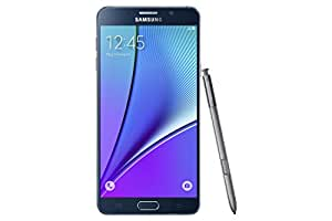 Samsung Galaxy Note 5 N920G  Black Sapphire, 32 GB                          available at Amazon for Rs.42890