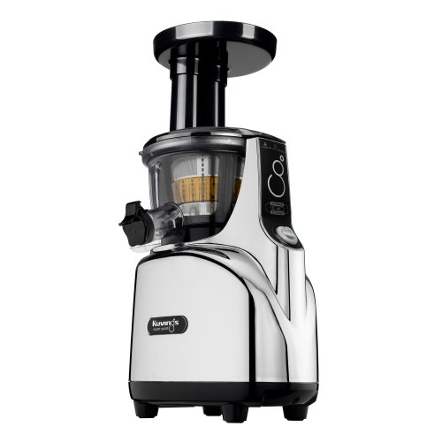 Kuvings Silent Juicer SC Series With Detachable Smart Cap, Chrome (Masticate Juicer compare prices)