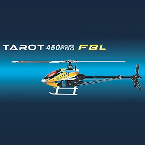 Tarot 450 PRO V2 FBL Flybarless RC Helicopter KIT (Tarot 450 Pro V2 compare prices)
