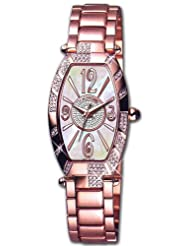 Ladies Diamond Watch Apx 1.20 ct (68 Diamond Case, 127 Diamond Dial)