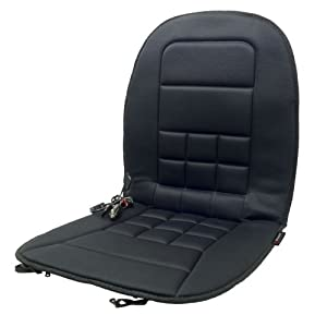 Wagan IN9738-5 12-Volt Heated Seat Cushion