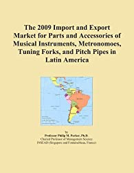 The 2009 Import and Export Market for Parts and Accessories of Musical Instruments, Metronomoes, Tuning Forks, and Pitch Pipes in Latin America