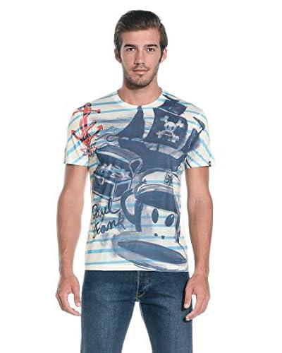 Paul Frank T-Shirt Manica Corta [Multicolore]
