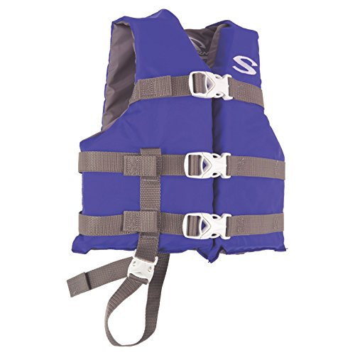 Stearns Classic Child Life Jacket f/30-50 lbs. - Blue