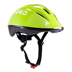 Btwin Kid-3-SE Child Helmet, Youth (Green), 1344322