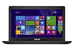 ASUS 15.6-Inch Intel Dual-Core Celeron 2.16 GHz Laptop, 4GB RAM and 500GB Hard Drive