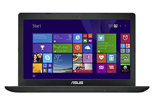 ASUS X551MA 15.6 Inch Laptop (Intel Celeron, 4 GB, 500GB HDD, Black) – Free Upgrade to Windows 10