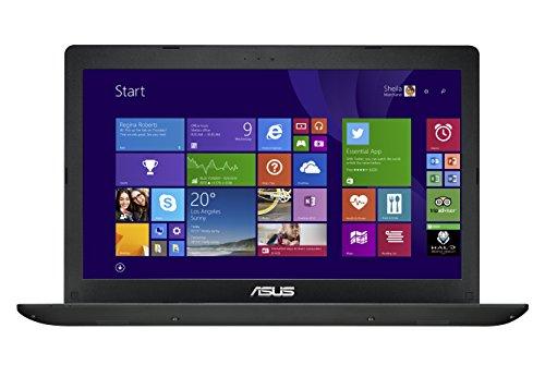 ASUS X551MA 15.6 Inch Laptop (Intel Celeron, 4 GB, 500GB HDD, Black) - Free Upgrade to Windows 10