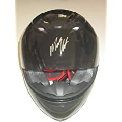 Matt Kenseth Autographed Signed Full Size Racing Helmet, Nascar Sprint Cup Series,... by Southwestconnection-Memorabilia