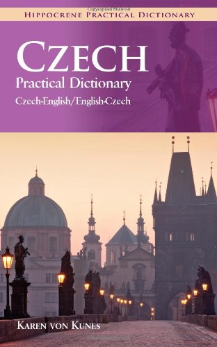 Czech Practical Dictionary: Czech-english / English - Czech (Czech Edition)