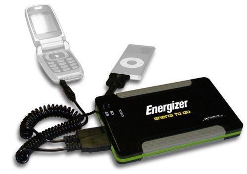 Energizer XP4001 Universal Rechargeable Power Pack
