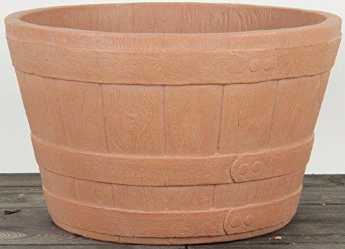 AIR-POTS-BARREL-terracotta-doppelwandiger-Pflanzkbel--Durchmesser-51cm-Hhe-325cm