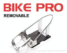 Bike Pro-Wheel Chock Model 20106 Chrome Removable