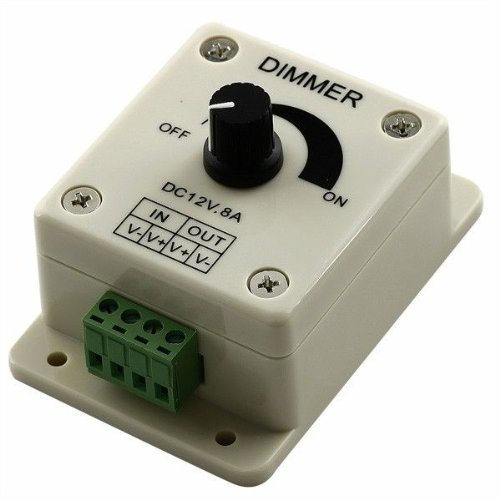 High Quality Led Wholesalers Pwm Dimming Controller For Led Lights Strips Dc12V