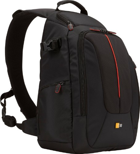 Case Logic DCB-308 SLR Camera Sling (Black)