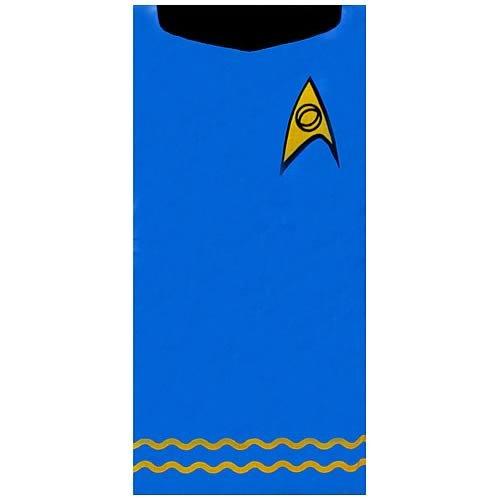 Star trek the original series spock cotton handtuch