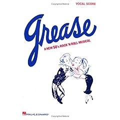【クリックで詳細表示】Grease: A New 50's Rock and Roll Musical (Vocal Score): Jim Jacobs, Warren Casey: 洋書