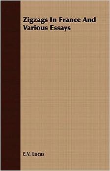 essays by e v lucas