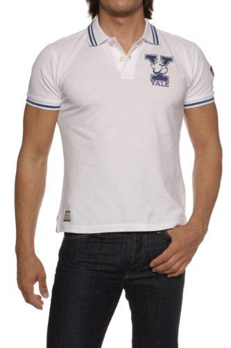 North Sails Polo Shirt YALE, Color: White цена 2016