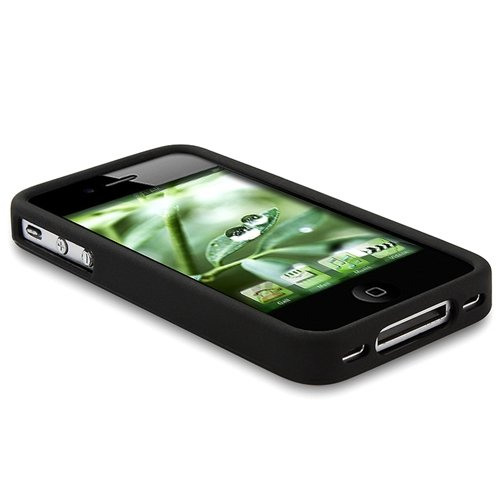 Case Dresses  Powerblack Apple Chrome  Volume Iphone4bumper