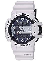 Casio G-Shock Analog-Digital Multi-Colour Dial Men's Watch - GBA-400-7CDR