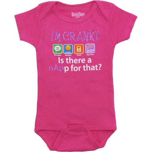 Hilarious Baby Onesies front-706708