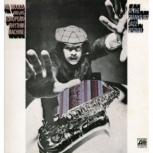 At the Frankfurt Jazz Festival by Phil Woods