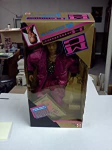 MC Hammer Doll & Exclusive Cassette Tape