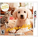 nintendogs + cats: Golden Retriever & New Friends - Nintendo 3DS Game