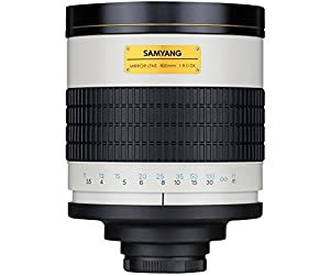 Samyang 800 mm / F 8,0 MC MIRROR Objectifs