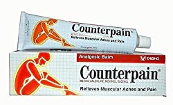 Counterpain Cream - 120g
