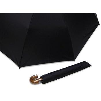 SGS 晴雨兼用傘 紳士折傘【無地】 60cm×8本骨