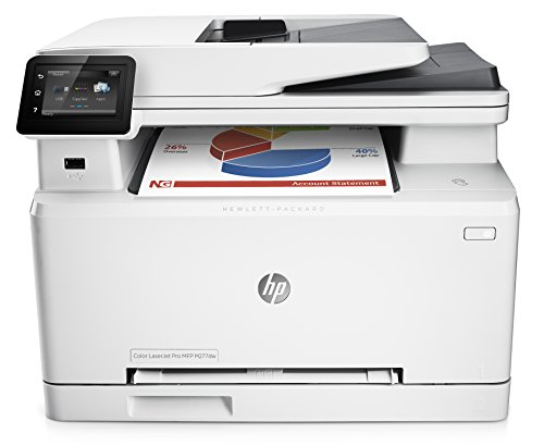 HP Color LaserJet Pro MFP M277dw Printer