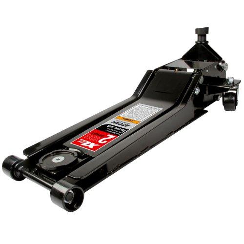 Arcan XL2T Black Low Profile Steel Service Jack - 2 Ton Capacity (Professional Auto Floor Jack compare prices)