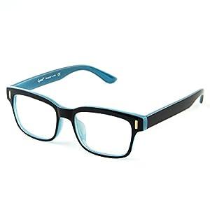 Cyxus(シクサズ)青色光カットメガネ [透明レンズ] PCメガネ