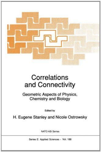 Correlations and Connectivity (Nato Science Series E: (closed))