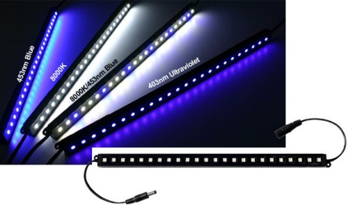 "12.5"" Ecoxotic Stunner 6W 453Nm Blue - Aquarium Led Strip"
