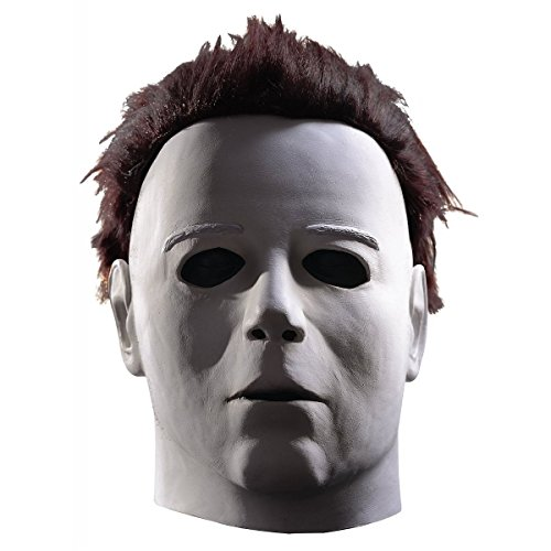 [GSG Michael Myers Mask Adult Scary Halloween Costume Fancy Dress] (Gollum Mask Costume)