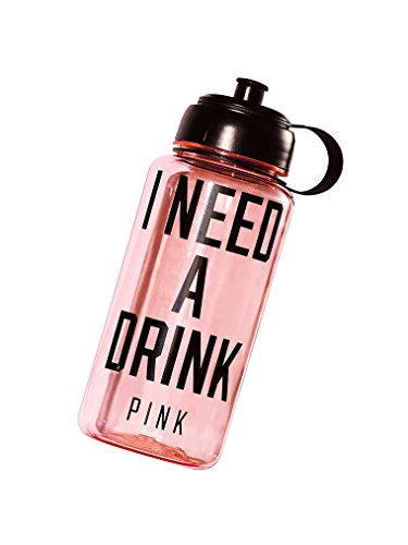 Pink Drink Bottle front-758058